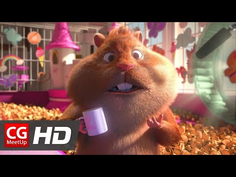 "CGI Animated Short Film ""The Life of Geoff Short Film"" by Alberto Marcis and Hannah Bahyan"