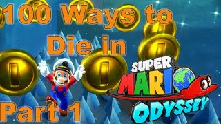 100 Ways To Die In Super Mario Odyssey
