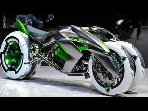 World\'s Top 10 Most Future Bikes Concepts in 2020