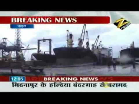 Bulletin # 3 - Pak crew manned Haldia ship with explosives Dec. 10 '09