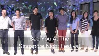 Singapore Night Festival @ National Design Centre