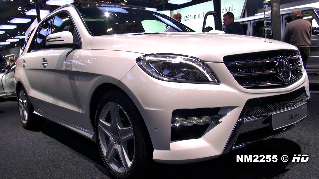 2013 mercedes ml350 4matic in depth tour youtube for Mercedes benz ml350 4matic 2013