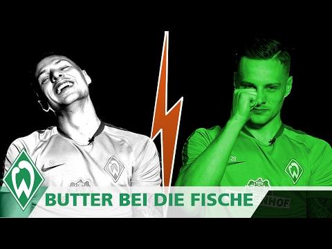 BUTTER BEI DIE FISCHE: Robert Bauer | SV Werder Bremen