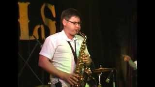 Святослав Кузнецов саксофон в Барнауле