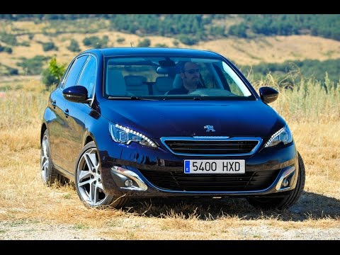 peugeot 308 puretech 130 s s allure youtube. Black Bedroom Furniture Sets. Home Design Ideas
