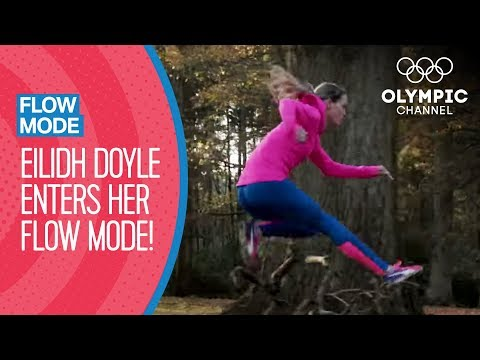 Bronze Medallist Eilidh Doyle goes off course to find her Flow Mode | Flow Mode