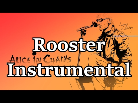 Alice in Chains - Rooster (Instrumental Cover)