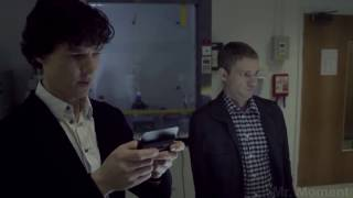 Шерлок и Ватсон. Знакомство.