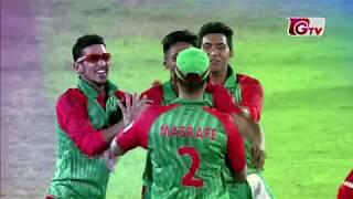 Bangladesh Tiger Beat The Mighty India