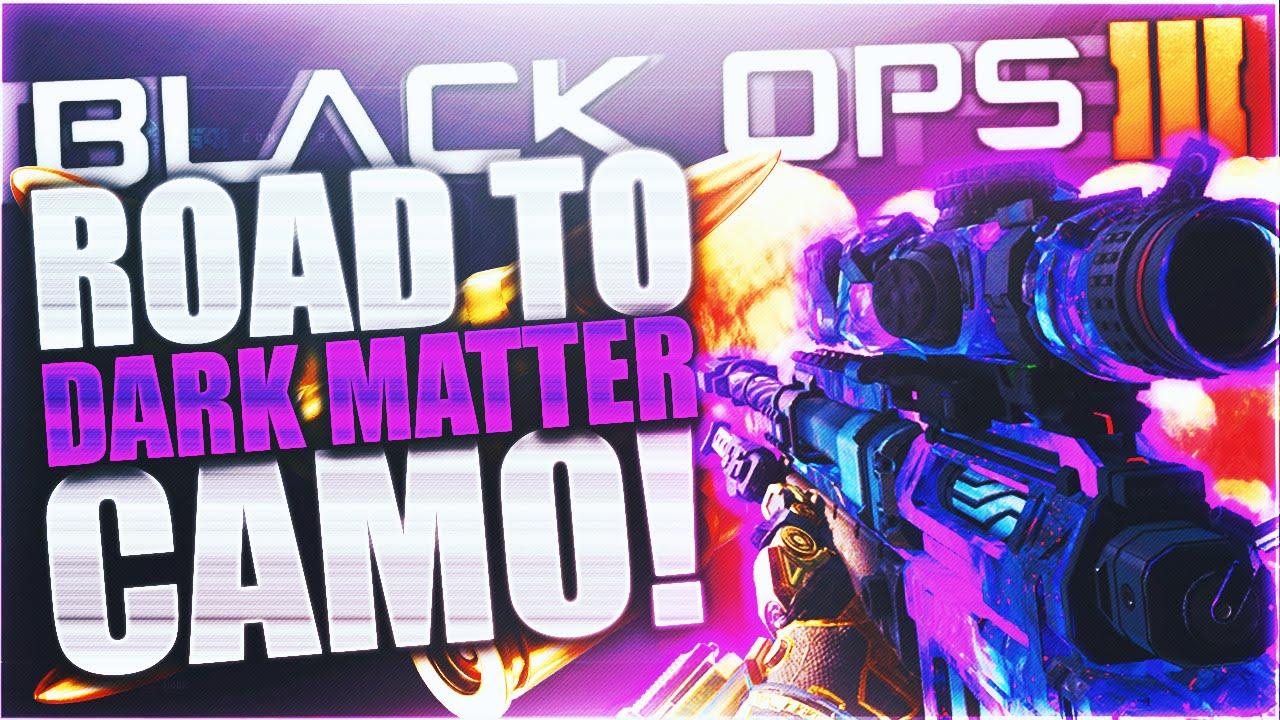 OpTic SWAGG?! Black Ops 3 ROAD TO DARK MATTER CAMO! LEGENDARY LOCUS ...