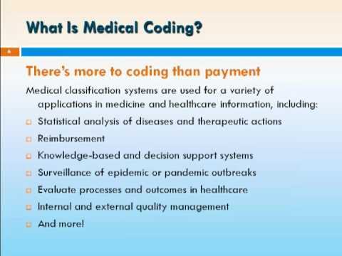 Medical Coding 101 Boost Your Career 13 Youtube