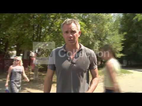 UKRAINE: DONETSK VIOLENCE UPTICK