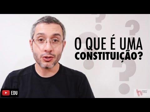 PAPO RETO:  CONSTITUIÇÃO