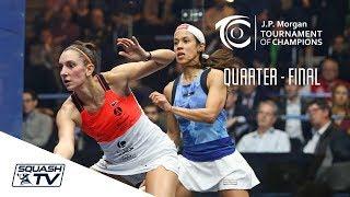 Squash: Tournament of Champions 2018 - Women