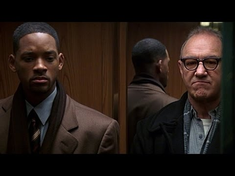 Enemy of the State 1998  Will Smith, Gene Hackman, Jon Voight