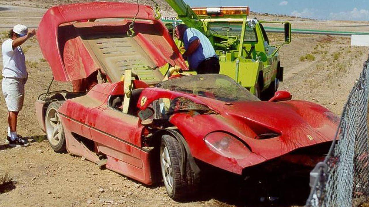 Youtube Ferrari Accident – Idée d'image de voiture