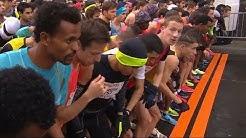 Men's Elite Race at Course de l'Escalade 2018