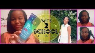 BACK 2 SCHOOL! Collab w/Gabrielle Nicole Thumbnail