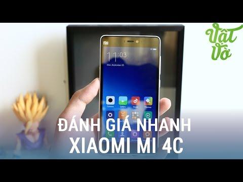 Vật Vờ| Đánh giá nhanh Xiaomi Mi 4c: camera ngon, hiệu năng tốt, màn hình đẹp