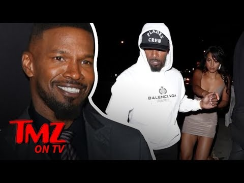 Jamie Foxx Moves On From Katie Holmes After Breakup  TMZ TV
