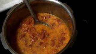 Rajma Curry Video Recipe By Bhavna (red Kidney Beans Curry)