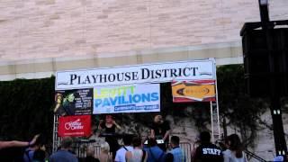 Grimes - Oblivion HD LIVE (2012) Make Music Pasadena Festival