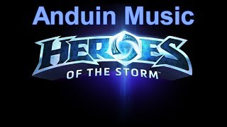 Anduin Musc | Heroes of the Storm Music