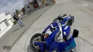 バイク 世界の立ちごけ 込み上げる怒り悲しみ thumbnail