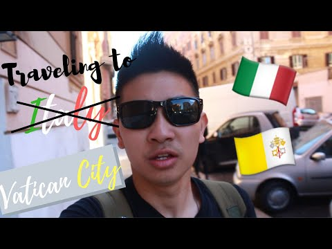 St. Peter's Basilica & Vatican Museum - Italy/Vatican City Travel Vlog Part 3