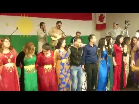 kurdish calgary newroz party 2016