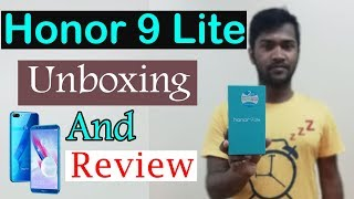 Honor 9 Lite Unboxing And Review   Budget Smartphone