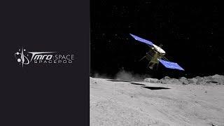 SpacePod: Hayabusa 2 Takes 1st Image of Ryugu