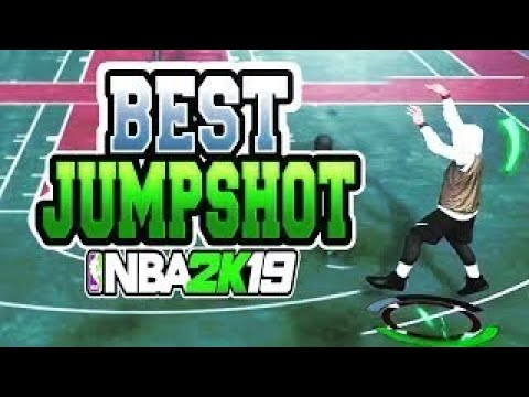 THE BEST JUMPSHOT IN NBA 2K19!FOR ALL ARCHETYPES!