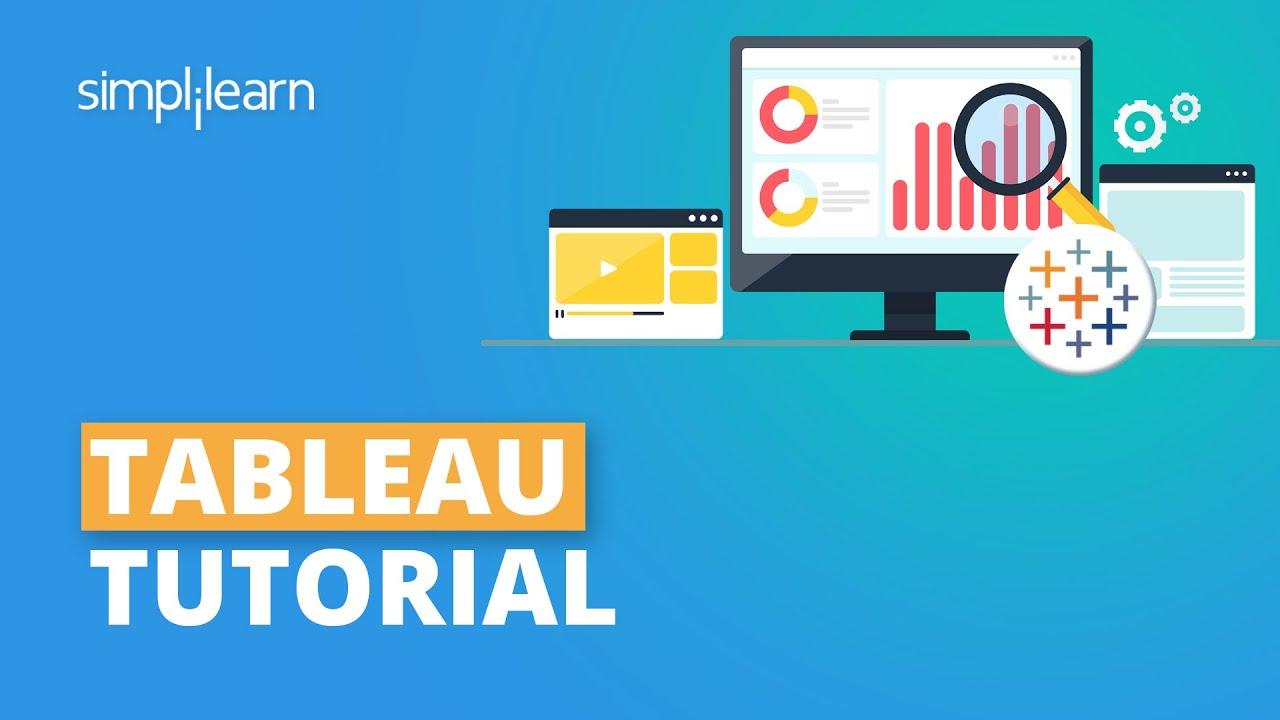 Tableau Tutorial For Beginners | Tableau Basics For Beginners