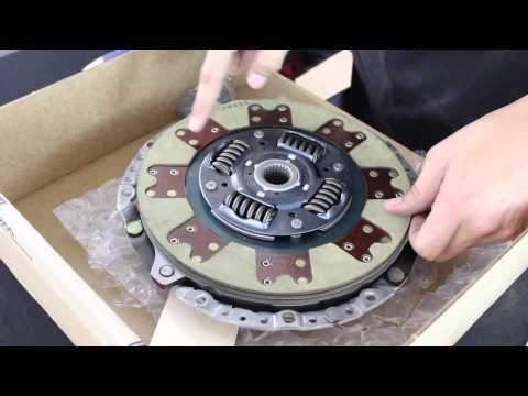 Clutch Maters FX300 Unboxing.