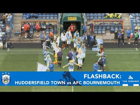 FLASHBACK: Huddersfield Town 5-1 AFC Bournemouth