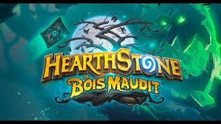 HEARTHSTONE Stream RANG 25 ! Witchwood-FR-BOIS MAUDIT