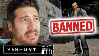 Hardcore Banned - Manhunt Funny Moments
