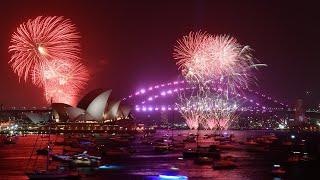 New Year's Eve 2020 countdown celebrations around the world