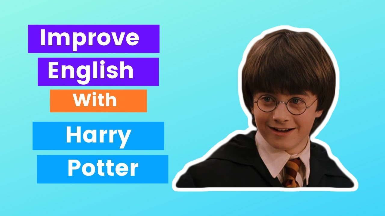 improve english with harry potter  vocords  youtube