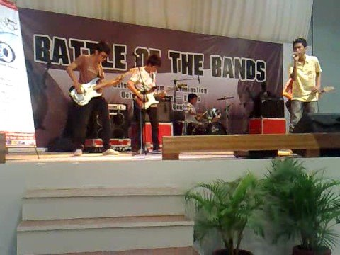 Toothache - Right Here Waiting (Punk Cover) With Soundcheck