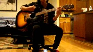 Your Song acoustic- Mayday Parade (guitar cover)