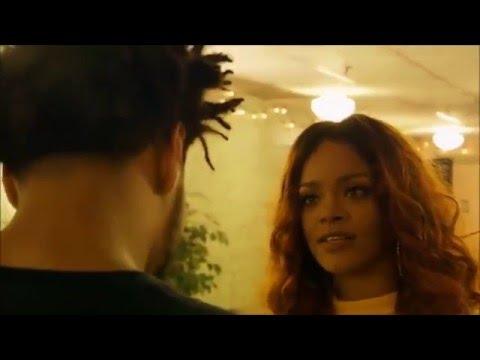 Rihanna Flirts And Clowns On J Cole