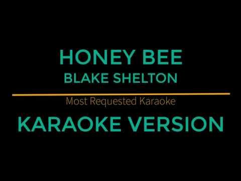 Honey Bee - Blake Shelton (Karaoke Version)