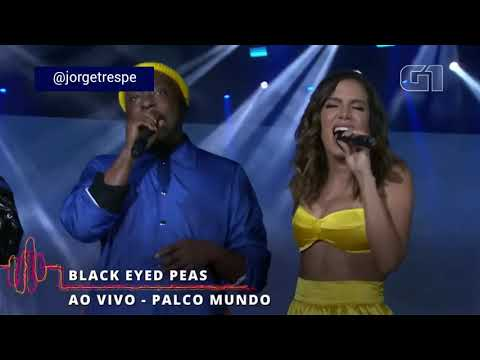 Rock in Río 2019   Black Eyed Peas Feat Anitta - Don&39;t Lie
