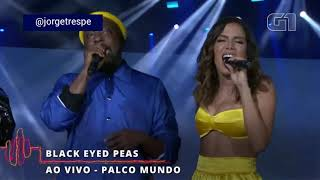 Baixar ( Rock in Río 2019 ) | Black Eyed Peas Feat Anitta - Don't Lie
