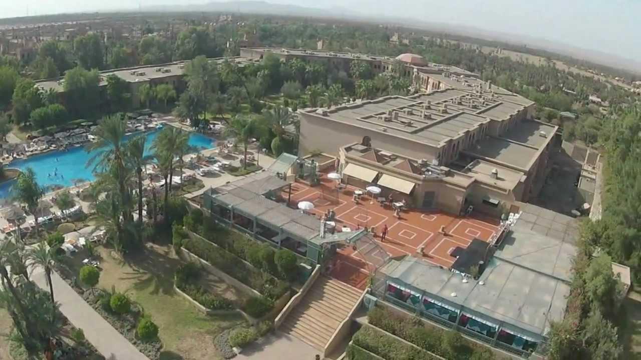 Hotel La Palmeraie Marrakech Eldorador