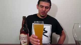Beer Junkie - Hangar 24 Orange Wheat Review
