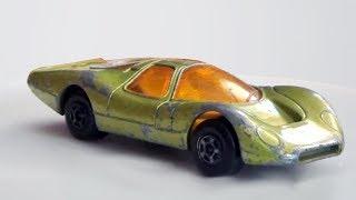 Групи Ford 6 НР 45, реставрація сірникову коробку, перевезення modeliku, іграшка макіяж