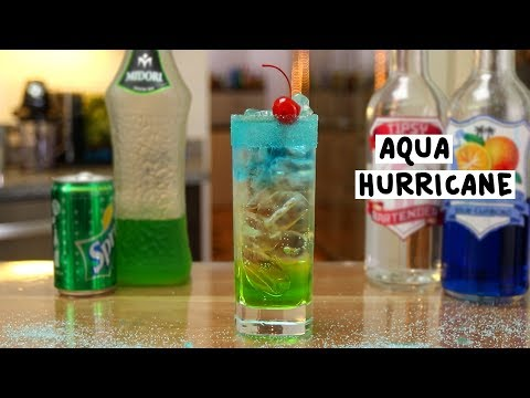 Aqua Hurricane